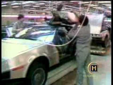 DeLorean - Great Blunders In History