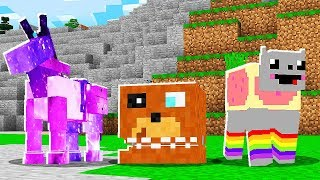 TRY NOT TO LAUGH OR GRIN IN MINECRAFT!