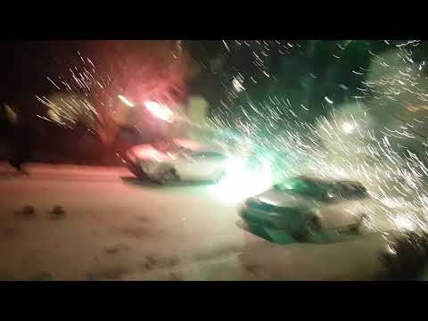 Iceland New Years Eve 2018 Firework Fail
