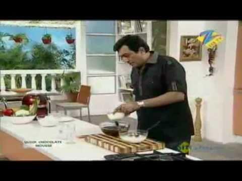 Khana Khazana Feb. 20 '11 - Quick Chocolate Mousse
