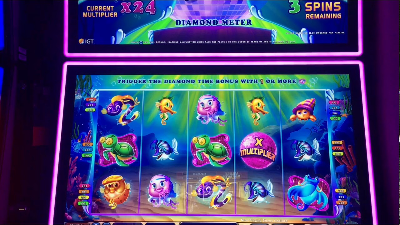 Up To X29 Multipliers Disco Dolphin Free Spins Bonus
