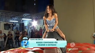 Joyce Tayná No Touro Mecânico thumbnail