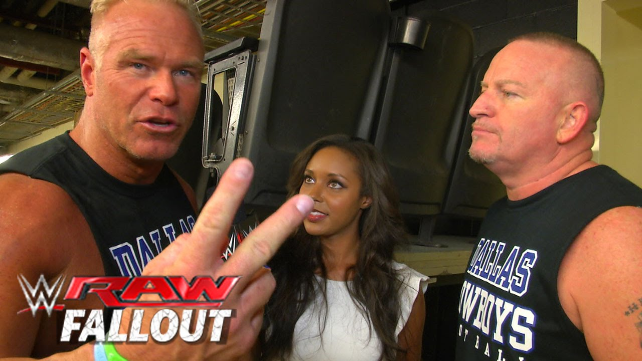 The Outlaws are Back - Raw Fallout - January 19, 2015