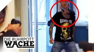 Schüsse auf Psycho: Schwangere wird bedroht | #Smoliksamstag | Die Ruhrpottwache | SAT.1 TV