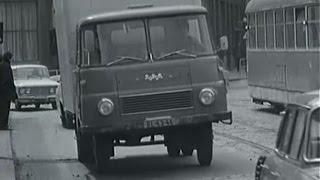 Bratislava - Rozbité Cesty (1969)