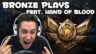 BRONZE PLAYS MIT HAND|OF|BLOOD - Best of Bronze Bravery