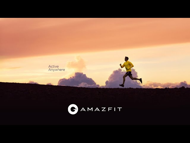 Amazfit Brand Video | Every Step Take You Further