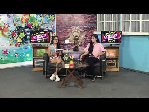 RYAN TANJOENK PRESENTER MATRIX TV (Goyang dangdut indonesia)