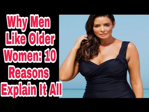 Why Do Men Like Older Women