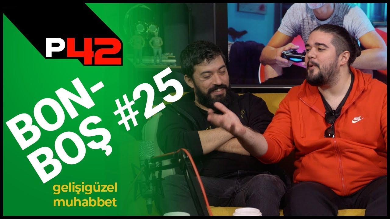 YAYINCILIK, GEFORCE NOW, YENİ PS?? | Bonboş #25 w/ Tuna Akşen, Can Sungur, Mete Özbey