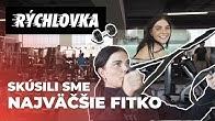 Vyskúšali sme najkomplexnejšie fitko v Bratislave