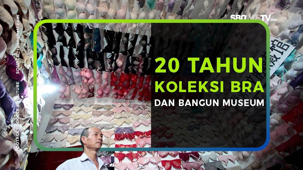 20 TAHUN KOLEKSI BRA DAN BANGUN MUSEUM