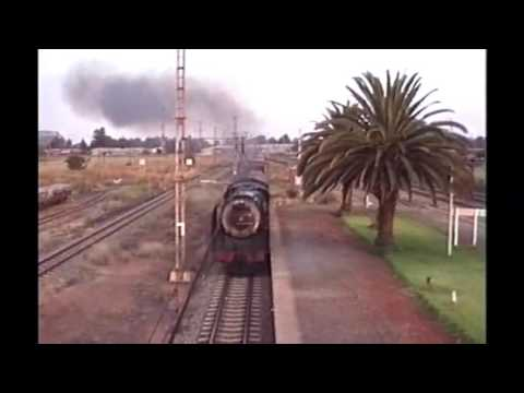 South African Railways 15f class 1989