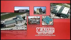 Commercial Roofing Omaha, NE. McKinnis Roofing - Get It Done Right!