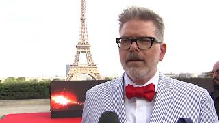 MISSION IMPOSSIBLE FALLOUT - CHRISTOPHER MCQUARRIE IN PARIS