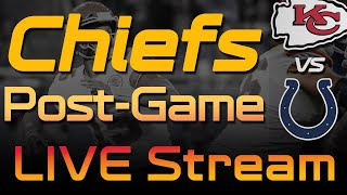 Chiefs vs Colts Aftermath for Patrick Mahomes + Travis Kelce  |  Kansas City Chiefs News NFL 2019