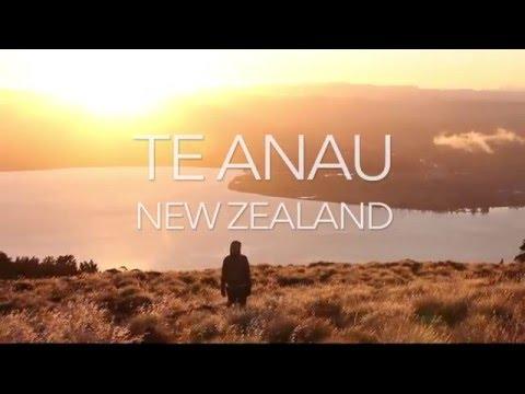 Wandering around Te Anau