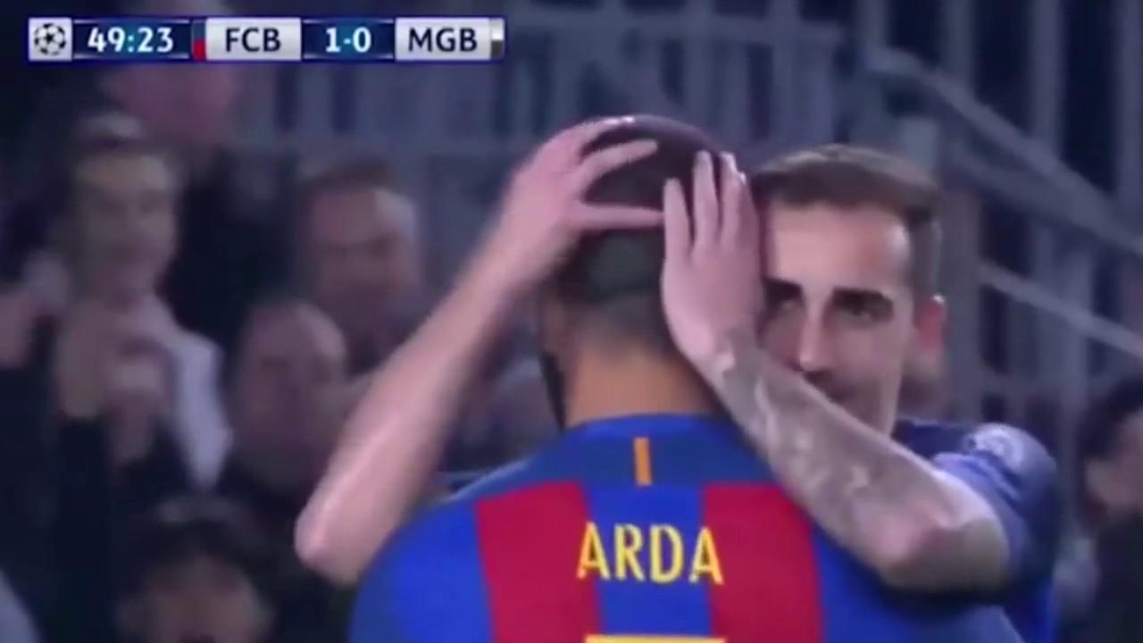 Барселона боруссия м 4 0 обзор