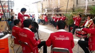 España Cañi La Consentida Banda Incomparable de Altepexi Puebla