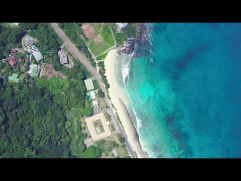 Seychelles - drone | North East beach -- Mahe island | Mavic Pro