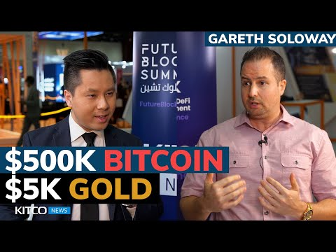 $500k Bitcoin: The Fed Will Be 'abolished', BTC Will Be Global Reserve Currency, Gold Will Hit $5k