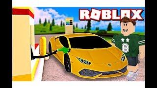 بناء اكبر محطة بنزين مربحة فى لعبة roblox !!
