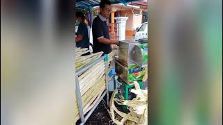 Workhorse sugarcane juicing ma…