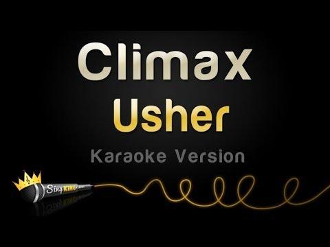 Usher - Climax (Karaoke Version)