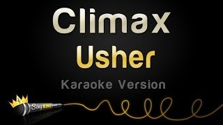 Usher - Climax (Karaoke Version)