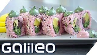 Kimbap: Wie schmeckt das koreanische Sushi? | Galileo | ProSieben