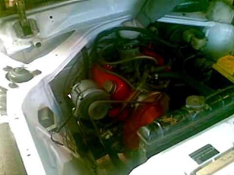 Ford Taunus 17M V4 engine