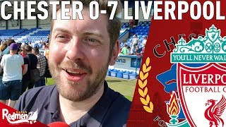 Naby Will Be World Class!   Chester 0-7 Liverpool   Paul's Uncensored Match Reaction