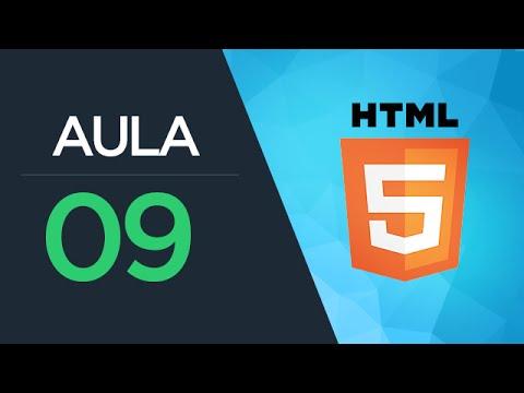 Curso De HTML5 - Aula 09 - Div E Span