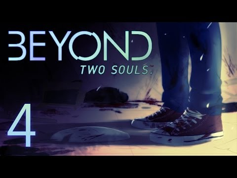 Cry Plays: Beyond: Two Souls [P4]