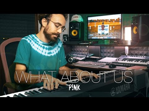 """What About Us"" - Pink (Piano Cover) - Costantino Carrara"