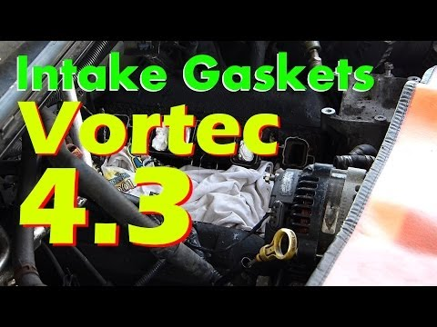 4.3 Vortec Intake Gasket Replacement Guide Detailed