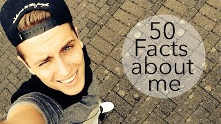 50 FACTS ABOUT ME | Julienco