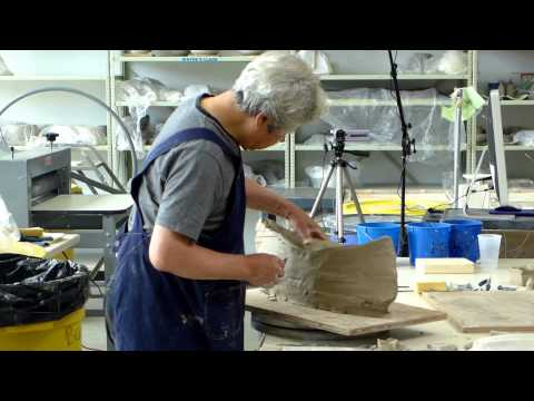 Yasuhisa Kohyama Visiting Artist Workshop at Harvard Ceramics Program, June 6, 2014 on YouTube