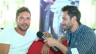 Luciano Pereyra entrevista a David Bisbal