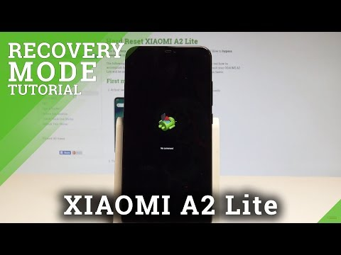 how-to-enter-recovery-mode-on-xiaomi-a2-lite---android-system-recovery-mode