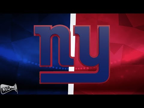 New York Giants 2017-18 Touchdown Song