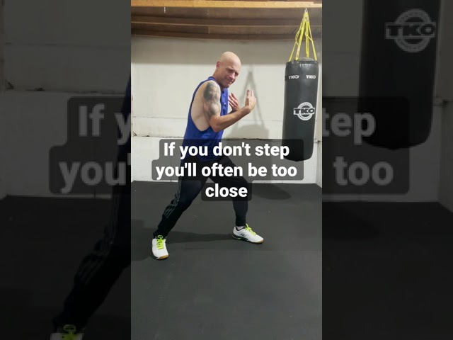How to pivot counterclockwise in boxing