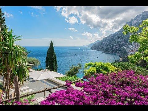 Exclusive Panoramic Villa in Positano, Salerno, Italy   Sotheby's International Realty