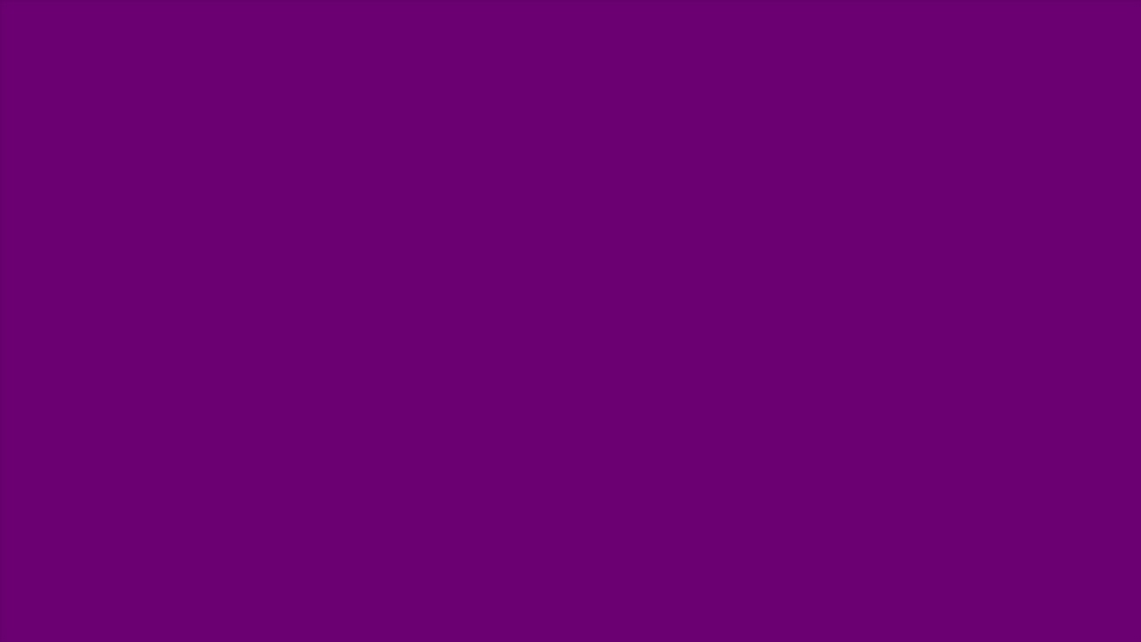 PURPLE SCREEN FOR 10 HOURS IN HD