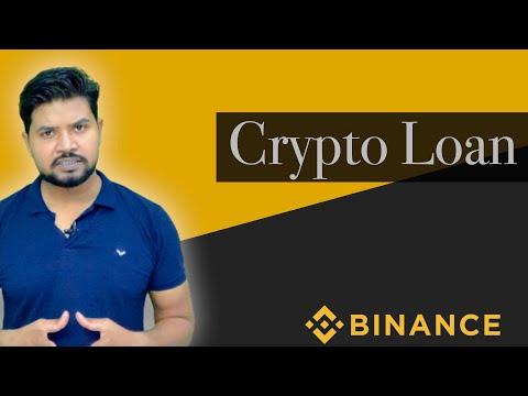 Crypto Loan   How to get crypto Loan on Binance    Loan on crypto