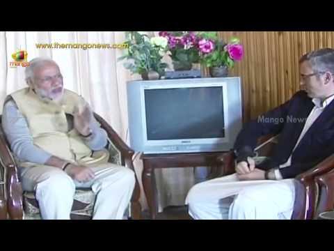 PM Narendra Modi meets Jammu & Kashmir CM Omar Abdullah in Srinagar