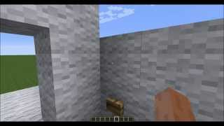 Как сделать невидимую дверь в minecraft. Minecraft механизмы(В этом видео я покажу как сделать невидимую дверь в minecraft Подпишись, я новичёк :), 2014-06-23T16:36:27.000Z)
