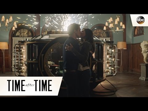 Sparks Fly for H.G. Wells and Jane - Time After Time 1x03