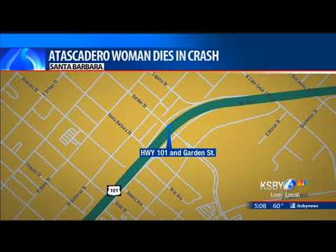 Woman killed in overnight car crash in Santa Barbara identified