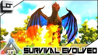 primeval dragon taming ark survival evolved s2e6 modded ark w pugnacia dinos